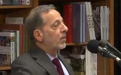 Rashid Khalidi Twists History to Delegitimize Israel