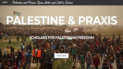 Palestine & Praxis: Scholars for Palestinian Freed