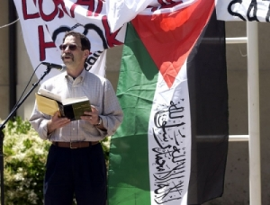 Joel Beinin at Stanford's Nakba day