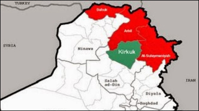 The Kurds Are About to Blow up Iraq