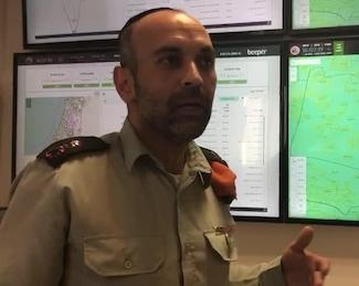 How 250 Layers of Data Help Israel Prepare for War