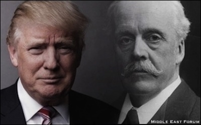 Trump's Balfour Moment