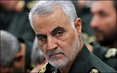 Qasem Soleimani, commander of the Quds Force of Iran's Islamic Revolutionary Guard Corps (IRGC), is no more.