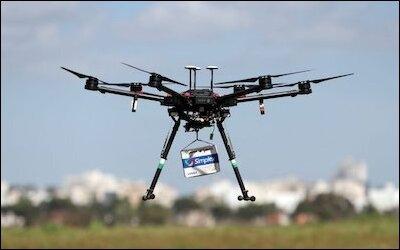 Israel Seeks to Create a National Drone Network